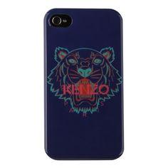 Накладка KENZO PARIS для iPhone 4 | 4S (4) купить в интернет-магазине BeautyApple.ru.