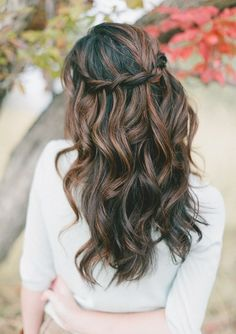 These highlights would work so well with my hair!