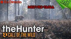 The Hunter Call of the Wild 🏹 #61 - DLC Medved-Taiga - Buscando los Nuev...