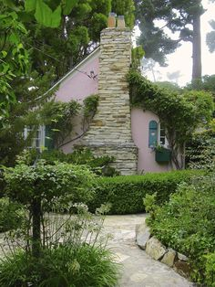 """Elizabeth Armstrong cottage, """"Our House"""""""