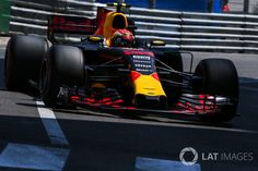 Max Verstappen, starts 4th Red Bull Racing RB13