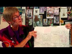 Free-Motion Stitches from Machine Quilting: Free-Motion and More with Wendy Butler Berns