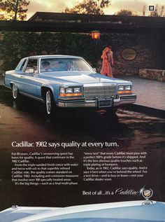 1982 Cadillac Fleetwood Brougham Coupe | Alden Jewell | Flickr