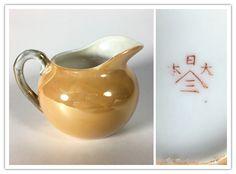 Japanese Dai Nippon luster ware from around 1930-1940.
