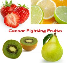 Cancer Fighting Fruits