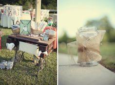 Adorable DIY Wedding