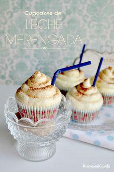 Cupcakes de canela y leche merengada: sabor a vacaciones de mi infancia on bloglovin