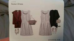 Stitch fix Nolan Dress. LOVE!
