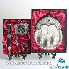 Clan Graham Kilt Acc