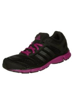 timeless design 5fe1e 9b22c adidas Performance EXERTA 2 - Laufschuhe Dämpfung - black peame - Zalando.at