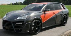 Porsche Cayenne tuning