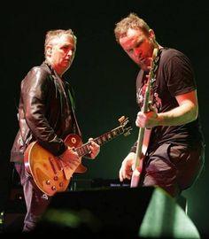 Mike McCready & Jeff Ament-Pearl Jam