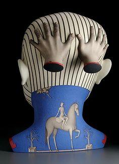 #art #sculpture by Sergei Isupov