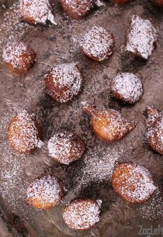 Often called Italian doughnuts, Zeppole di Ricotta are light and crispy, fried pastries made with ricotta cheese and sprinkled with powdered sugar...