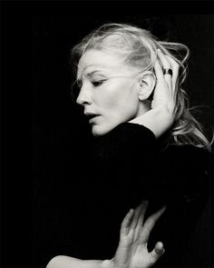 I'm so misunderstood! - Cate Blanchett
