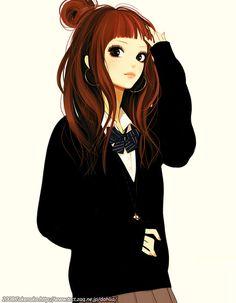 #manga - anime girl