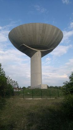Water-tower-Tétény plateau-Víz Budafok Water Tower