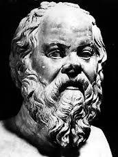 Sócrates - Grande filósofo da antiga Grécia, influenciado por grandes filósofos como Platão e Aristóteles.