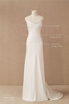 Boat Neck Wedding Dress, Slip Wedding Dress, Minimal Wedding Dress, Minimalist Wedding Dresses, Dream Wedding Dresses, One Shoulder Wedding Dress, Wedding Gowns, Givenchy Wedding Dress, Tulle Wedding