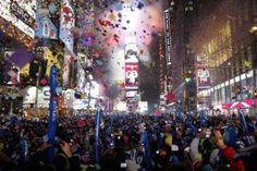 new york new year's eve ball drop | Why Does New York City Drop The Ball On New Year's Eve? | BallerStatus ...