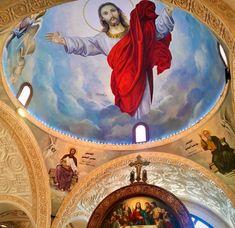 Church Interior, Church Design, Religious Art, Cathedrals, Temples, Egyptian, Catholic, Princess Zelda, Celestial
