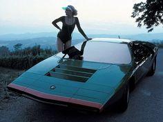 Alfa Romeo Carabo, 1968