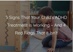 You should regularly monitor your child's ADHD symptoms to know if their ADHD treatment is working well. The way ADHD is treated varies between individuals. What Is Adhd, Adhd Medication, Need Sleep, Adhd Symptoms, Trouble Sleeping, Adhd Kids, Behavioral Therapy, Self Discovery, Psychology