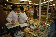 Love cheese shops in Paris.