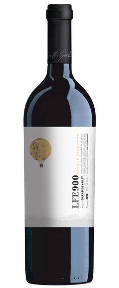 The LFE900 project. Viña Luis Felipe Edwards wine / vinho / vino mxm #vinosmaximum