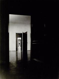 Franz Lazi, Open Doors, 1949.  (looks a little Kafkaesque)
