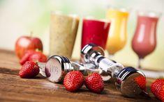 Τα 10 απόλυτα φρούτα για χτίσιμο μυών Hot Sauce Bottles, Health, Food, Bodybuilding, Gym, Losing Weight, Health Care, Essen, Meals