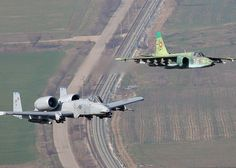Su-25 and A-10 When you look at these flying tanks you can find some similarities between them but if you look deeply you will find out…»