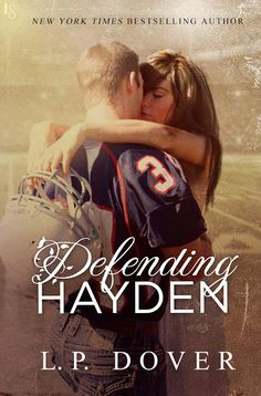 Check out the romantic suspense Defending Hayden by LP Dover & Giveaway                               http://padmeslibrary.blogspot.com/2016/06/defending-hayden-by-lp-dover.html