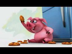 Ormie le cochon pour la persévérance