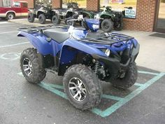 New 2017 Yamaha Grizzly EPS ATVs For Sale in Kentucky. 2017 Yamaha Grizzly EPS, 2017 Yamaha Grizzly EPS TRAIL TESTED TOUGH Grizzly EPS is the best-selling big-bore utility ATV ready to tackle tough trails with superior style and comfort. Features may include: High-Tech Engine Designed For Aggressive Trail Riding The Grizzly® EPS features a powerful DOHC, 708cc, 4-valve, fuel-injected engine with optimized torque, power delivery and engine character for aggressive recreational riding…
