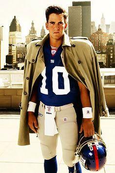 Eli Manning. Gave $1 Million to a scholarship program. https://getschooled.com/articles/293-superstar-celebrities-want-you-to-go-to-college