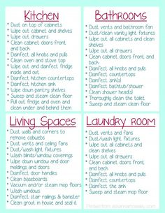 Clean Your House Before You Move In {FREE Printable} - Ask Anna