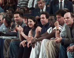 Courtside, Madison Square Garden - Game 6, Eastern Conference Finals (June 11, 1999)