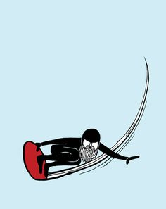 Surfing holidays is a surfing vlog with instructional surf videos, fails and big waves Art Vampire, Vampire Knight, Art Surf, Gravity Art, Surf Drawing, Illustrations, Illustration Art, Surf Tattoo, Surf Design