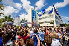 HERE WE GROW AGAIN!  A NEW MIAMI CHURCH OF SCIENTOLOGY OPENS APRIL 29th, 2017     Click to view the event gallery and read the story! http://qoo.ly/k4svd    The Magic City's new Scientology Church opens its doors in honor of freedom and volunteerism in the cultural core of Miami.    Miami is as much a state of mind as it is a location. The city is, for example, about 230 miles from Havana, Cuba. But today's Miami is as intricately fused with the Cuban capital as the two sides of a coin…