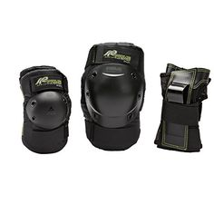 K2 Damen Schoner Prime Pad Set, schwarz/grün, S, 3041601…