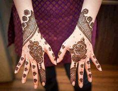 Uroos Mehndi Designs For Women & Eid Mehndi Designs