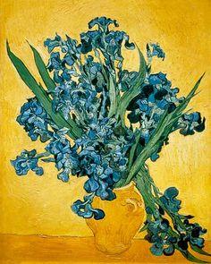 Vincent van Gogh - Bunch of Irises
