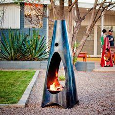 Urbanfire Ethanol FireplaceSteel - Modfire