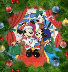Christmas - Disney - Mickey Mouse & Friends