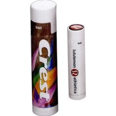 "Your company will be everyone's ""beeswax"" when you feature this incredible marketing tool during upcoming promotional events. Choose this SPF 15 Lip Balm with shimmer in White Tube as a handy giveaway. The tube size is 2 5/8"" h x 5/8"" d. Add this lip balm to a company gift bag! Enhance your promotion and order today. Includes up to 3 flavors at no additional cost, with a 250 piece minimum per flavor. Additional flavors will incur a flavor ..."