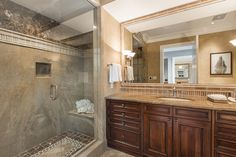 The master suite offers a leisurely escape to enjoy breathtaking views right from bed or around the cozy fireplace. Selling Real Estate, Luxury Real Estate, Cozy Fireplace, Bath Room, Master Suite, Double Vanity, Luxury Homes, Las Vegas, Bed