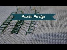 RICAMO - IL PUNTO PARIGI - YouTube