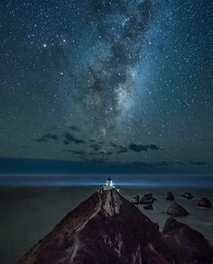 Brent Purcell is a talented photographer who was born in Palmerston North and currently lives and works in Hamilton, Waikato, New Zealand. School Photography, Travel Photography, Exposure Photography, Photography Ideas, White Clouds, Long Exposure, Milky Way, Night Skies, Lighthouse