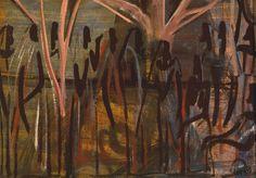 Panel, x 61 cm. Congo, Belgium, Modern Art, Past, Paintings, Artists, Abstract, Past Tense, Paint